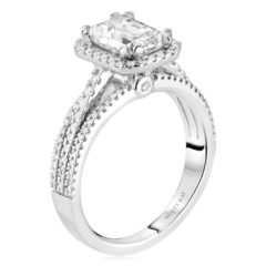 Scott Kay Luminaire Engagement Ring #M2044R515WW