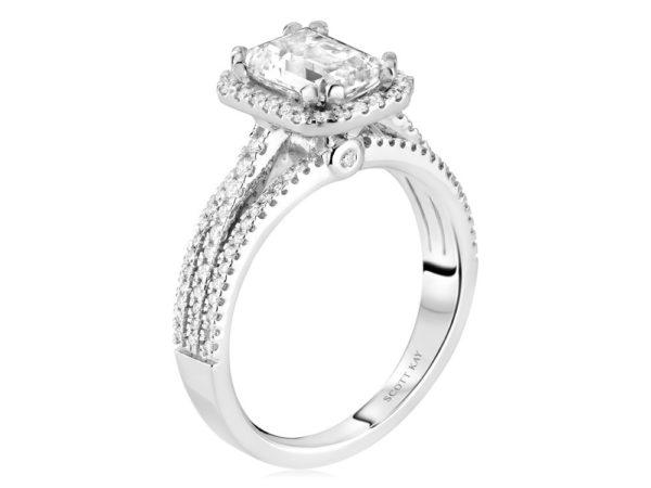 Scott Kay Luminaire Engagement Ring #M2044R515WW