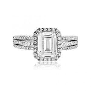 Scott Kay Luminaire Engagement Ring #M2044R515W