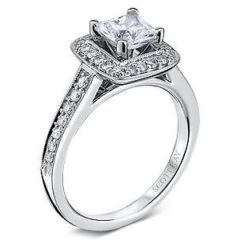 Scott Kay Luminaire Engagement Ring #M1606R517MM