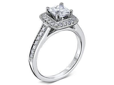 Scott Kay Luminaire Engagement Ring #M1606R517MM
