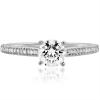 Scott Kay Luminaire Engagement Ring #M1592R310WW