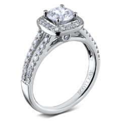 Scott Kay Luminaire Engagement Ring #M1594R310WW