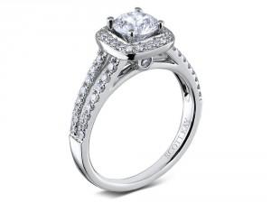 Scott Kay Luminaire Engagement Ring #M1594R310WW