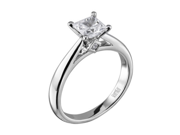 Scott Kay Radiance Engagement Ring #M1600QR310WW