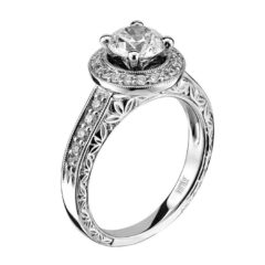 Scott Kay Luminaire Engagement Ring #M1603R720MM
