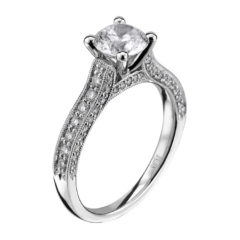Scott Kay Luminaire Engagement Ring #M1617R310MM