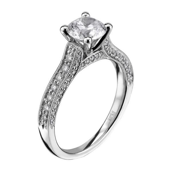 Scott Kay Luminaire Engagement Ring #M1617R310MM