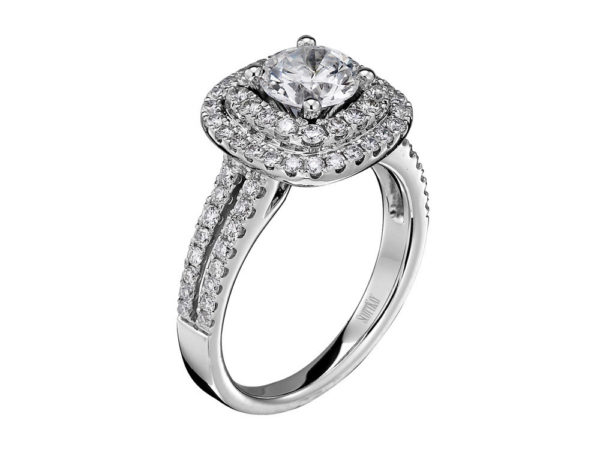 Scott Kay Luminaire Engagement Ring #M1618R310WW