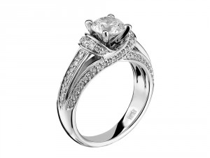 Scott Kay Radiance Engagement Ring #M1621R310MM