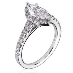 Scott Kay Luminaire Engagement Ring #M1648FR515WW