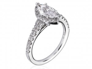 Scott Kay Luminaire Engagement Ring #M1648FR515WW