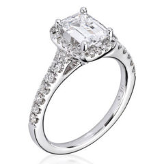 Scott Kay Luminaire Engagement Ring #M1651FR515WW