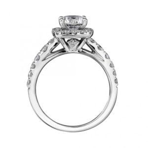 Scott Kay Luminaire Engagement Ring #M1657R307WW