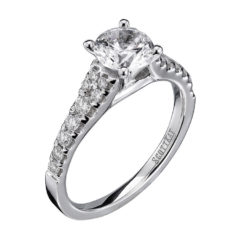 Scott Kay Luminaire Engagement Ring #M1693R310MM