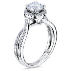 Scott Kay Luminaire Engagement Ring #M1756R310WW