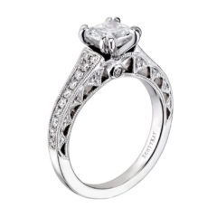 Scott Kay Heaven's Gate Engagement Ring #M1821R510MM