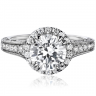 Scott Kay Heaven's Gates Engagement Ring #M1822R720MM