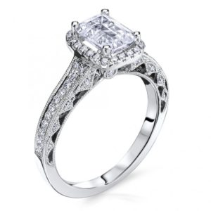 Scott Kay Luminaire Engagement Ring #M1834R510WW