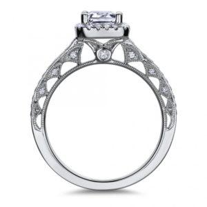 Scott Kay Luminaire Engagement Ring #M1834R510WW
