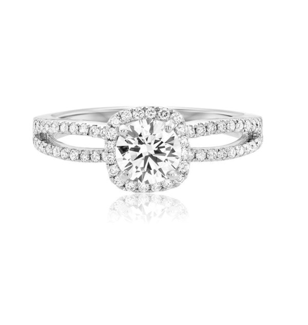 Scott Kay Luminaire Engagement Ring #M2028R506WW