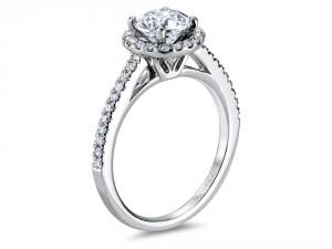 Scott Kay Luminaire Engagement Ring #M2053R510PP