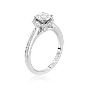 Scott Kay Luminaire Engagement Ring #M2059R507WW
