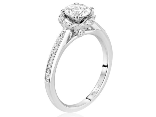 Scott Kay Luminaire Engagement Ring #M2059R507WW