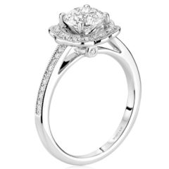 Scott Kay Luminaire Engagement Ring #M2061R510PP