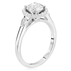 Scott Kay Luminaire Engagement Ring #M2064R512WW