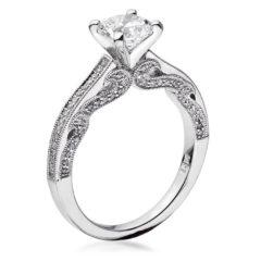 Scott Kay Sillhoutte Engagement Ring #M2083R310WW