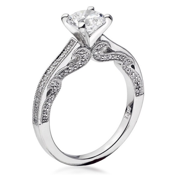 Scott Kay Sillhoutte Engagement Ring #M2083R310WW