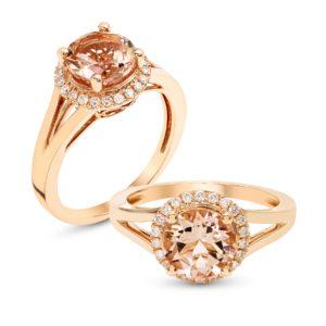 Costar Ring #R11803P-MO