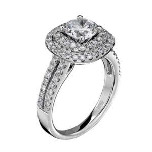 Scott Kay Luminaire Engagement Ring #M1618R310WW