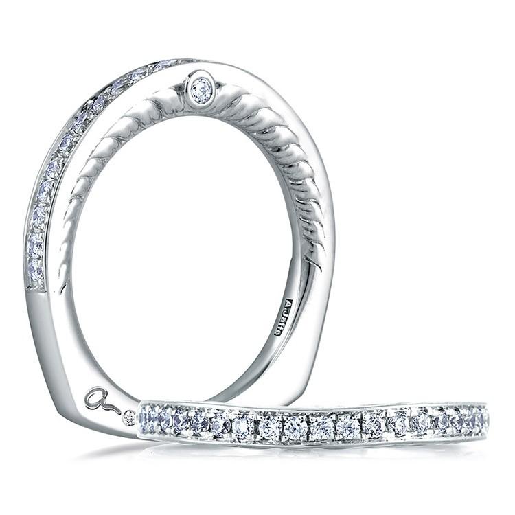 AJaffe Wedding Band MRS45229 Union Street Jewelers