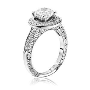 Scott Kay Luminaire Engagement Ring #M1603R720MM