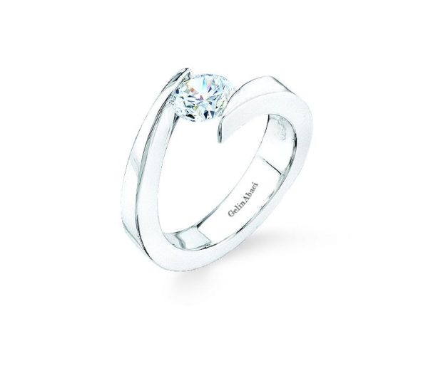 Gelin Abaci Engagement Ring #TR-025