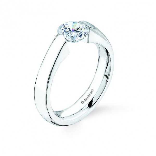 Gelin Abaci Engagement Ring #TR-040