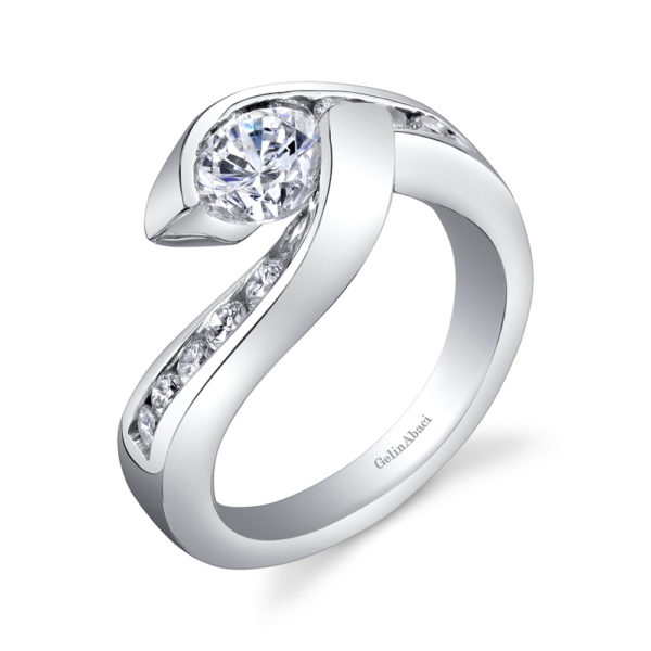 Gelin Abaci Engagement Ring #TR-131