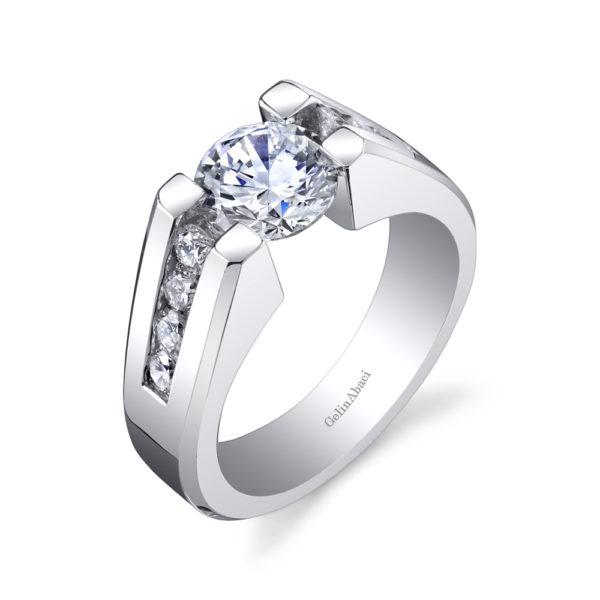 Gelin Abaci Engagement Ring #TR-157