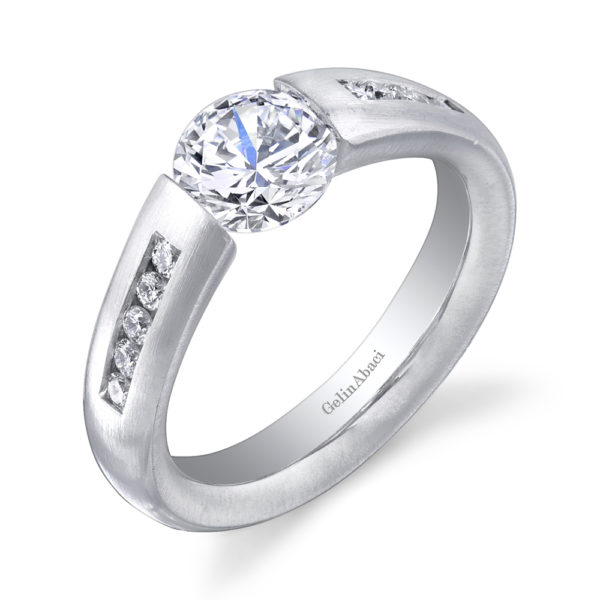 Gelin Abaci Engagement Ring #TR-164