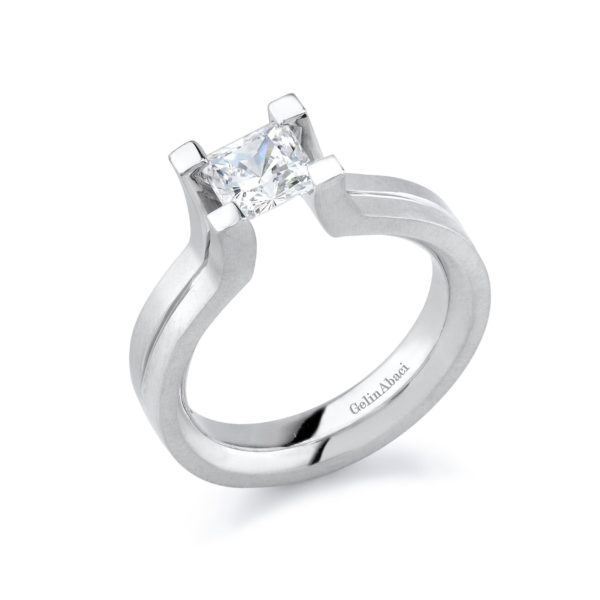 Gelin Abaci Engagement Ring #TR-201