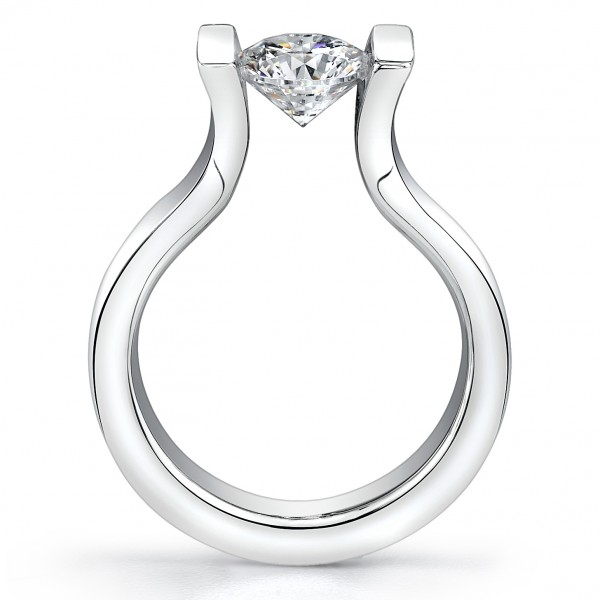 Gelin Abaci Engagement Ring #TR-231