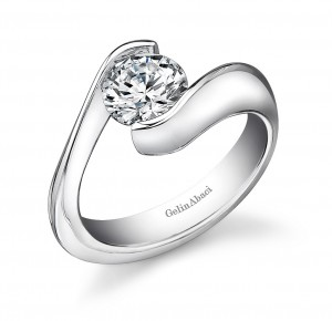 Gelin Abaci Engagement Ring #TR-232