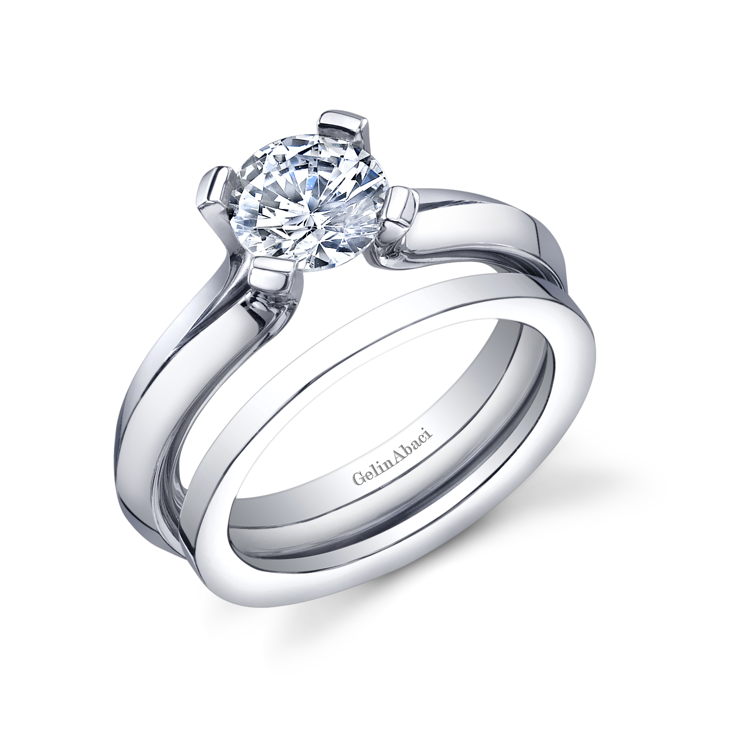 Gelin Abaci Engagement Ring Tr 240 Union Street Jewelers