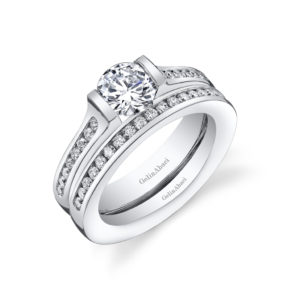Gelin Abaci Engagement Ring #TR-269