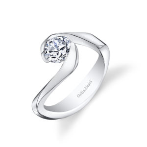 Gelin Abaci Engagement Ring #TR-272