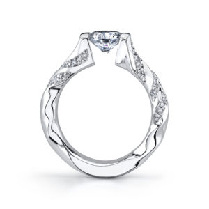 Gelin Abaci Engagement Ring #TR-275