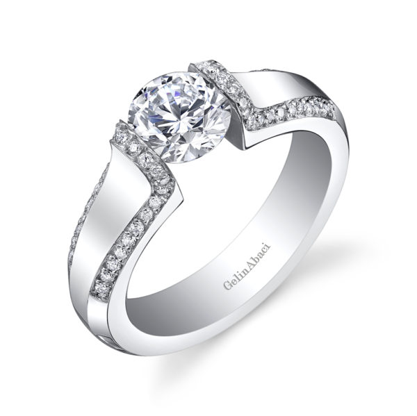 Gelin Abaci Engagement Ring #TR-276