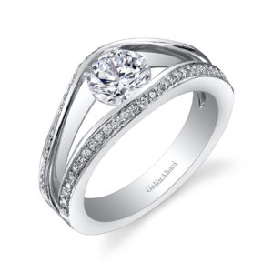 Gelin Abaci Engagement Ring #TR-277